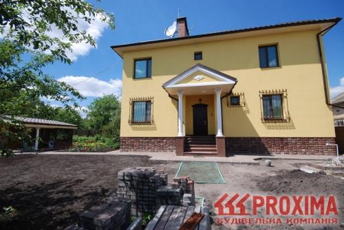 Строительство дачи Киев