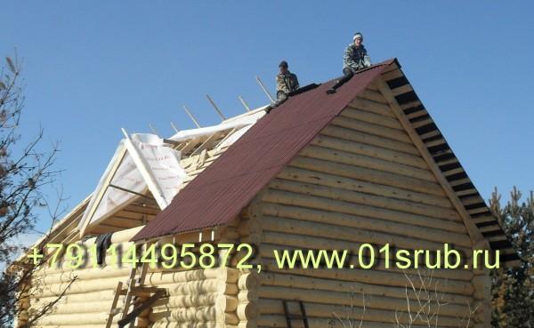 Строительство деревянных домов на основе сруба. 79114495872.