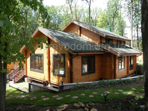 Строительство домов, бань из клеенного и цельного бруса