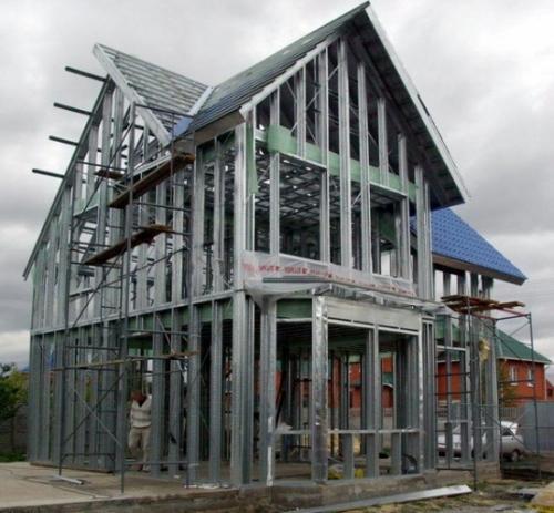 Строительство домов по новой технологии! За 3 месяца под ключ!