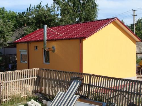 Строительство домов по СИП технологии