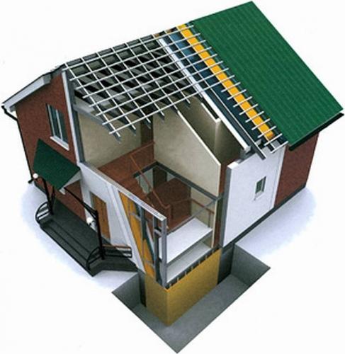 Строительство домов под ключ!