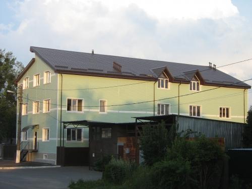 Строительство домов, зданий и других сооружений