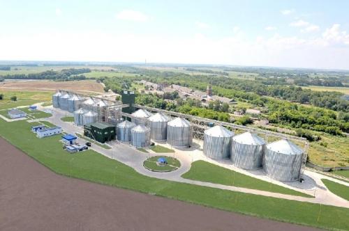 Строительство элеваторного комплекса по приемке, хранению и отгрузке зерновых и масличных культур