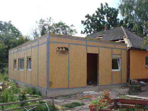 Строительство энергоэфективного жилья.