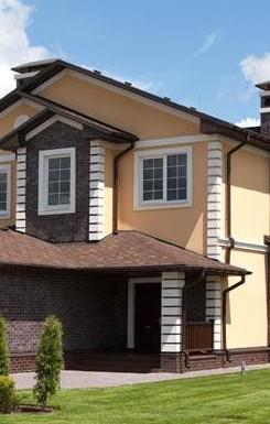 Строительство каркасных домов с любой наружной отделкой