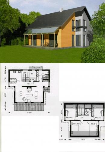 Строительство каркасно щитовых домов по канадской технологии