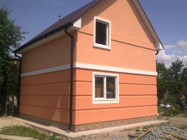 строительство коттеджей, дачных домиков, реконструкция.