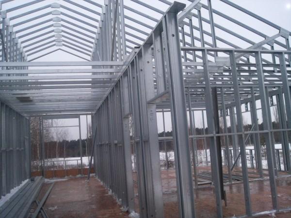Строительство ЛСТК и проектирование любых обьектов.