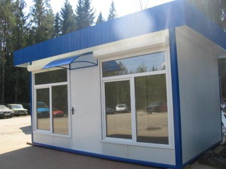 Изготовление Торговых Ларьков купить в Киеве