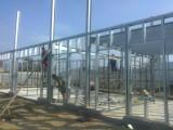 Строительство Моек, СТО, пристроек из легких стальных конструкций.