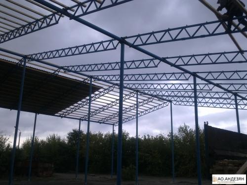 Строительство навесов Под ключ от370грн в стоимость входит материалы доставка монтаж. stroy-angar. com. ua