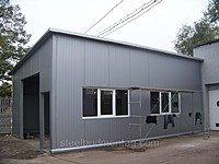 Фото  1 Строительство покрасочной камеры для СТО. 1422995