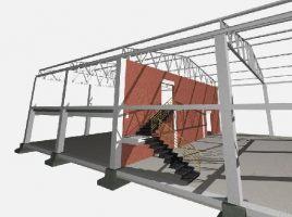 Строительство производственных зданий, цехов, производственно-скла дских комплексов