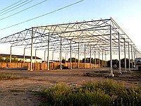 Фото  1 Строительство складских помещений. 1423023