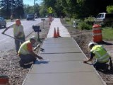 Строительство тротуаров, прогулочных дрожек, велосипедных дрожек(цену уточняйте)