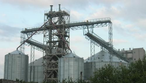 строительство зернохранилищ «под ключ».