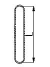 Стропы канатные СКК, СКП(чалки, лесные)1СК, 2СК, 4СК