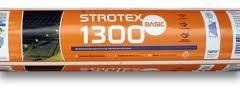 STROTEX 1300 BASIC . Супердифузійна мембрана з високою паропропускною здатністю .