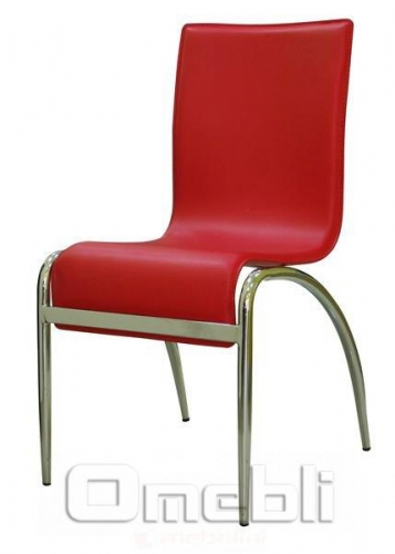 Стул 601 красный A9706