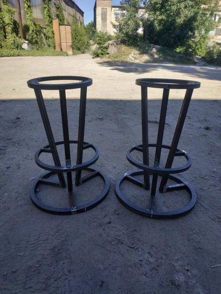 Фото  1 Барные стулья Loft для кафе баров... из черного металла. Воплотим Вашу мечту. 2082403
