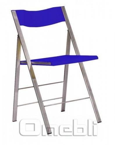 Стул Ибица Пластик синий A9233