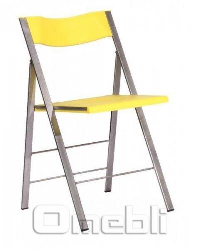 Стул Ибица Пластик желтый A9235