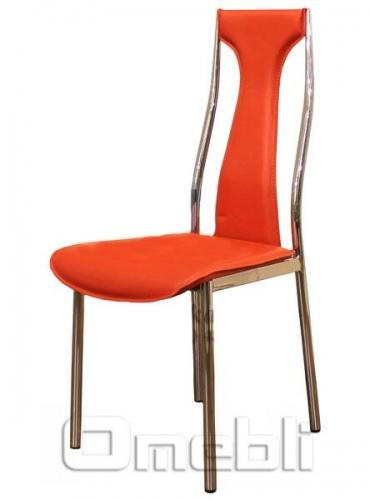 Стул KSD 022c оранжевый A9816