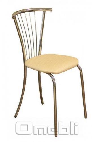 Стул Мартин хром квадратное сиденье Неаполь N 01 A7727
