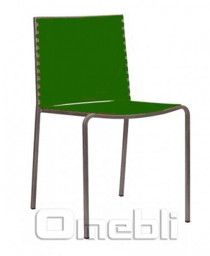 Стул Санта-Фе Пластик зеленый A9226