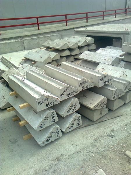 Ступень бетонная 2 ЛП 22.12-4 к