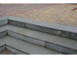 Фото  4 Ступень бетонная прессованная (цвет на сером цементе) 4940763