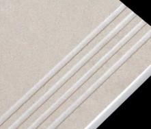 Ступень керамогранитная 4 антискользящих полосы 120 см.
