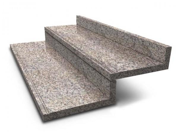 Ступени, подоконники, столешницы от 150 грн/1 м. п.
