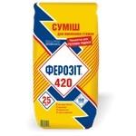 Стяжка Ферозит-420 (25кг) 30-50мм