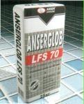 Стяжка цементная Anserglob LFS-70 (10-60мм) 25 кг, пол для выравнивания основы под финишные покрытия в Броварах