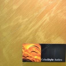 STYLE ANTICO декоративная краска на акриловой основе с песчаным наполнителем и ярким металлическим эффектом.