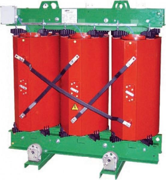 Сухие трансформаторы с литой изоляцией