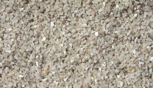 Сухой песок фракционированный для фильтров