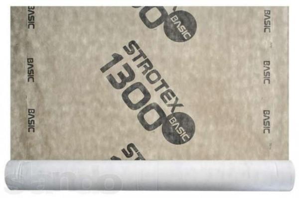 Супердифузионная мембрана Strotex 1300