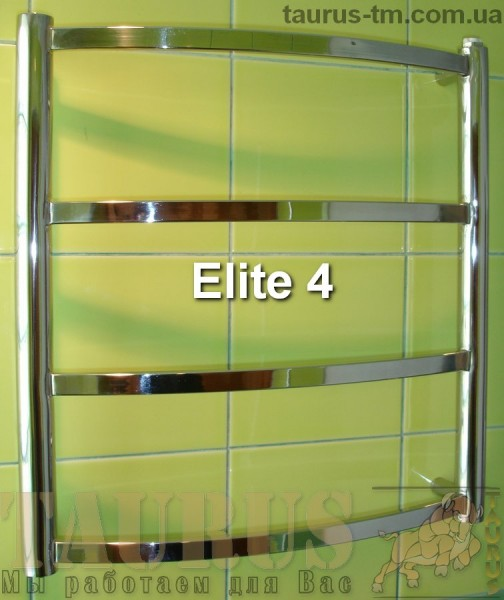 Сушилка для полотенец Elite 4 высота 500 , ширина 450 мм. Покраска в любой цвет.