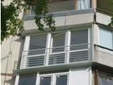 Сварное балконное ограждение(цены указаны от)