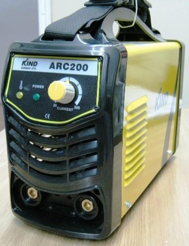 Сварка аргоном KIND TIG 200P AC/DC