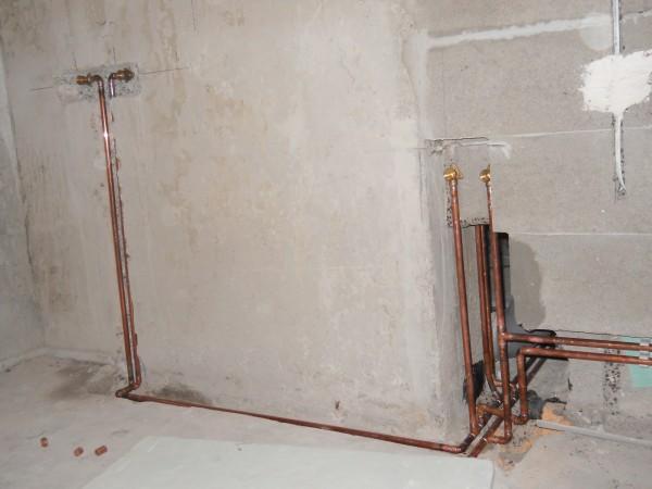 Сварка медного трубопровода (вода, отопление)
