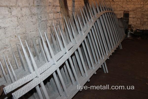 сварные и кованые ограждения под заказ в днепропетровске