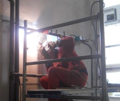 Сварочные работы отопление
