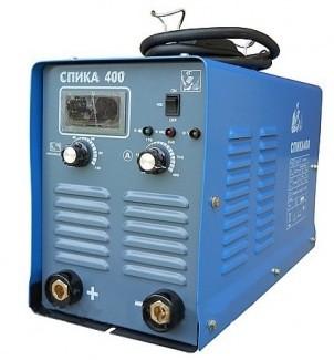 Сварочный аппарат СПИКА 400 ( 380 Вольт )