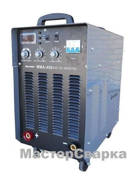 Сварочный аппарат W-MASTER MMA-400