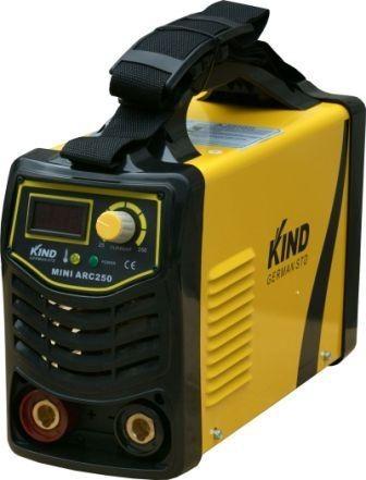Сварочный импульсный аппарат KIND ARC-250 mini IGBT