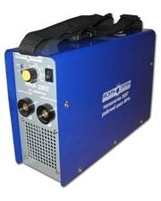 Сварочный инвертор Искра ПРОФИ ММА-200 В комплекте идут сварочные кабеля, держатель, клемма массы.